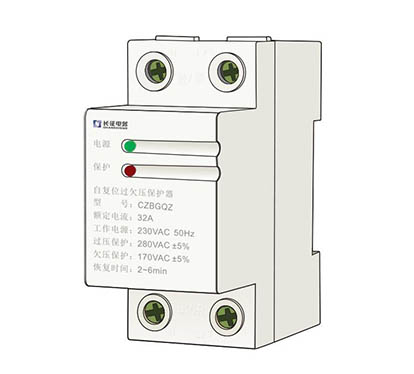 CZBGQZ自復位式過欠電壓保護器